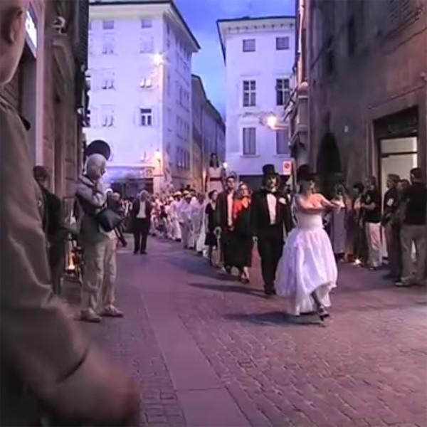 Fara Sabina // Stadt als Bühne