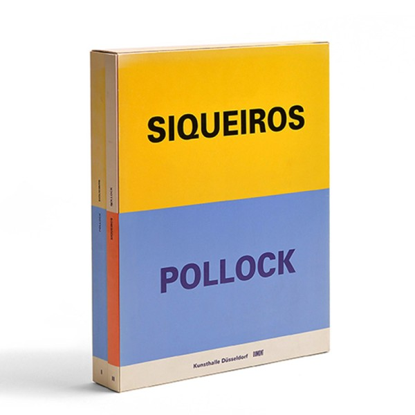Ausstellungskatalog Siqueiros/Pollock